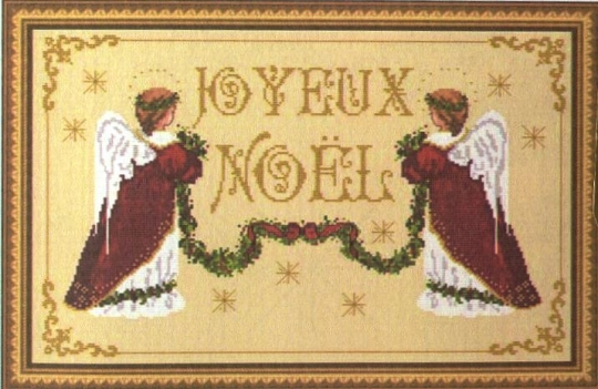When Is Little Christmas.Little Christmas Angels Cross Stitch Chart